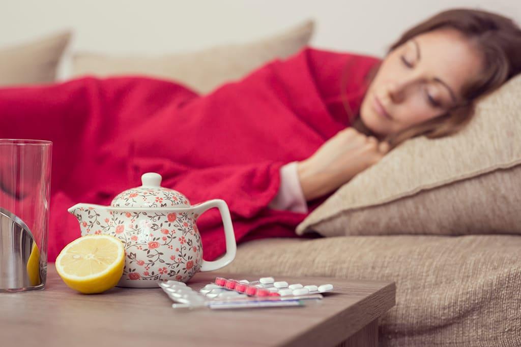 6 popular flu myths debunked