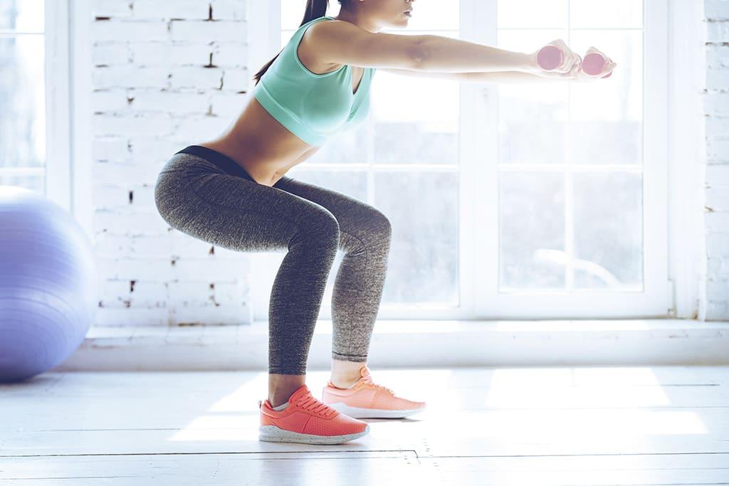 Master the move: squat