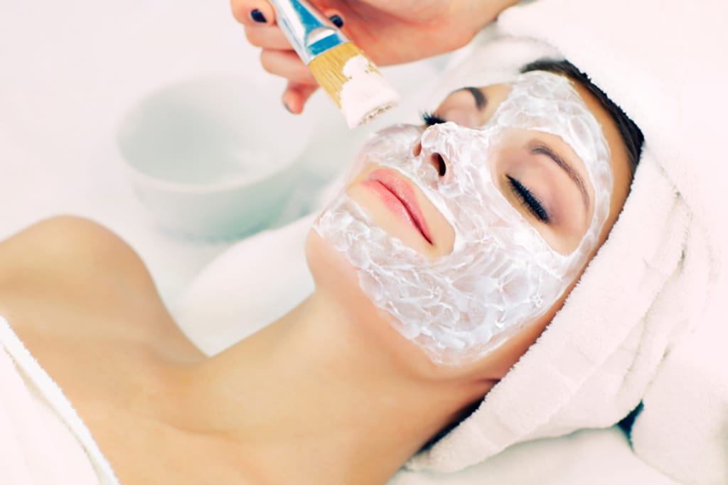 Healthy tries… a tailored facial