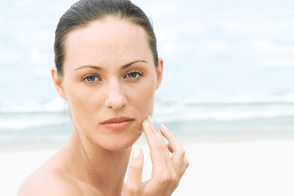 6 steps to heal stressed skin, inside and out