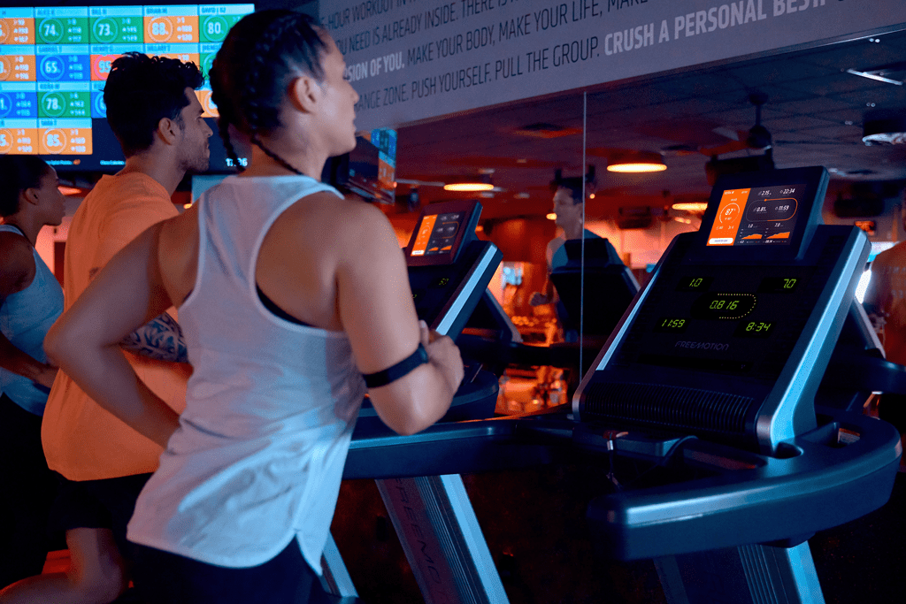 Class crashers: Orangetheory Fitness