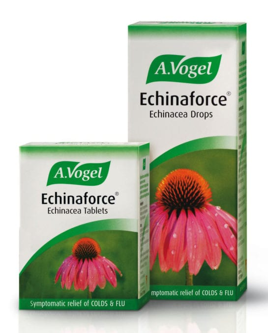 This image has an empty alt attribute; its file name is Bioforce-a-vogel-Echinaforce-drops-and-tablets-copy-2-545x677.jpg