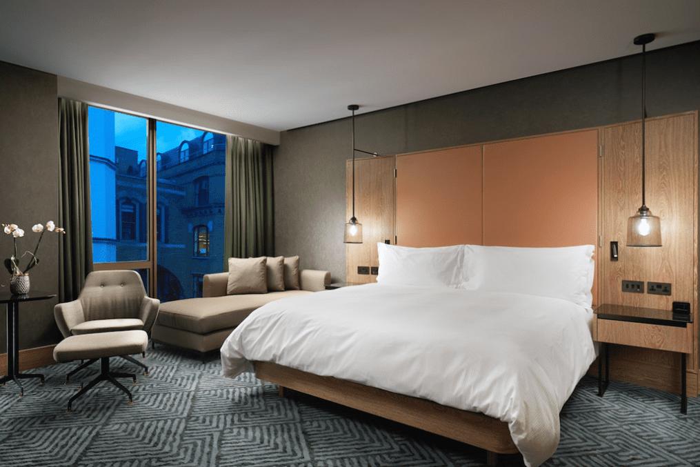 Review: digital detox stay at the Hilton Bankside