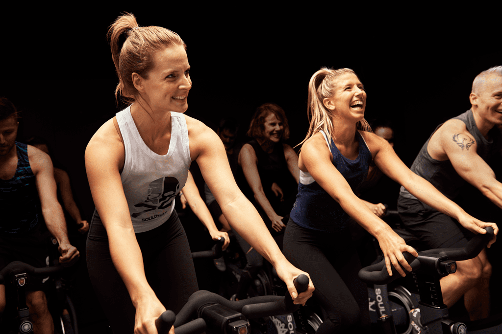 Class crashers: SoulCycle