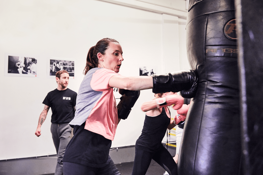 Class crashers: HIIB (High-Intensity Interval Boxing)