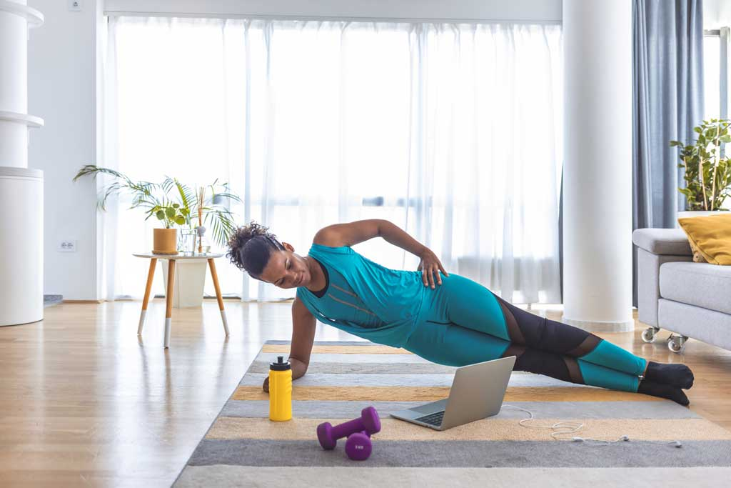 Is virtual fitness here to stay?