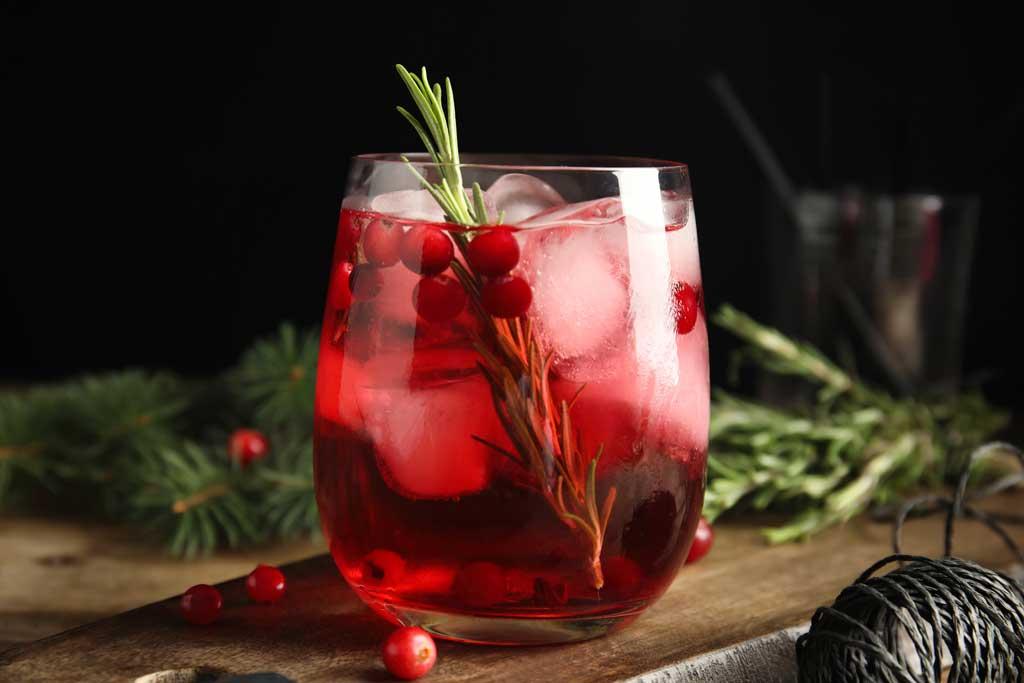 Virgin hedgerow festive fizz