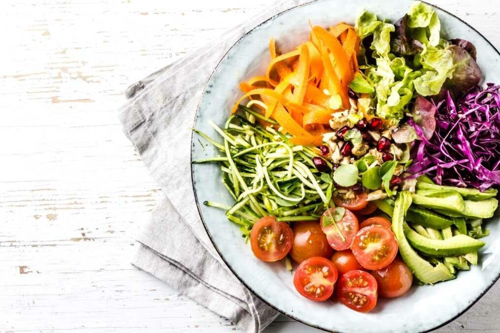 is being vegan healthy