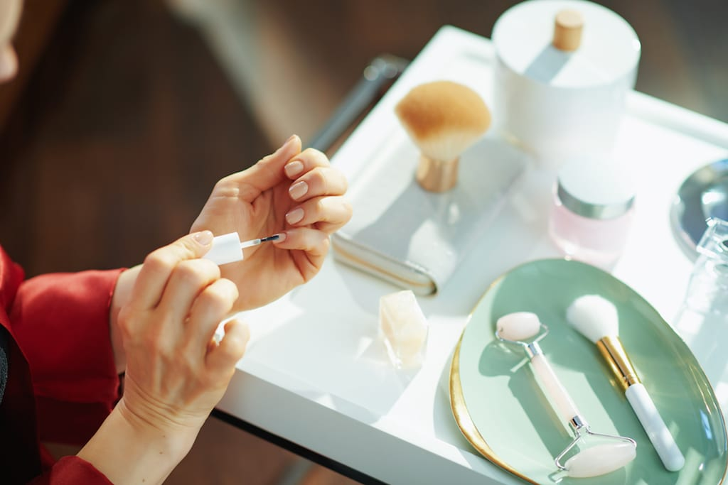 Your at-home manicure tips