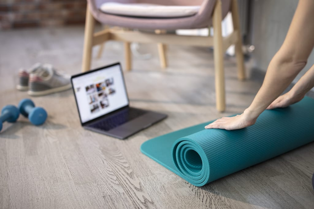 Get started with Pilates